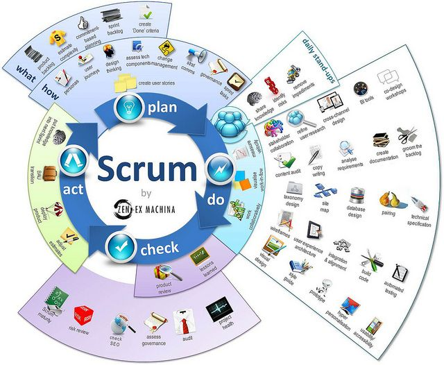 How Does Scrum Management Work?