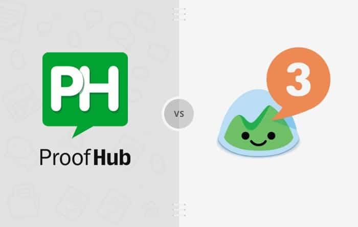 ProofHub vs Basecamp