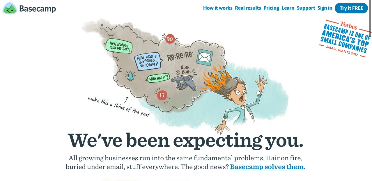 Basecamp Review- What Features Can You Expect?
