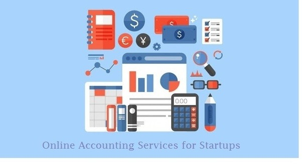 Online accounting services for startups